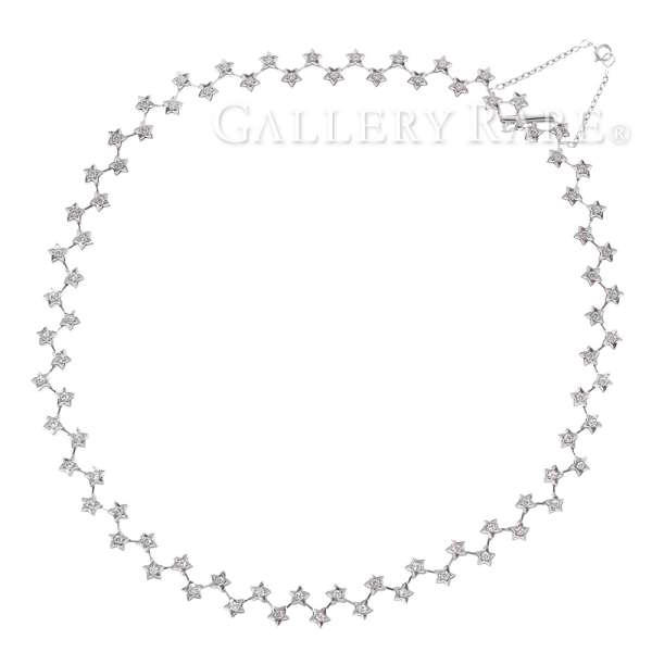 Gallery rare rakuten global market chanel necklace comet star chanel necklace comet star comet diamond 82p about 18ct k18wg white gold k12wg white gold chanel jewelry pendant aloadofball Choice Image