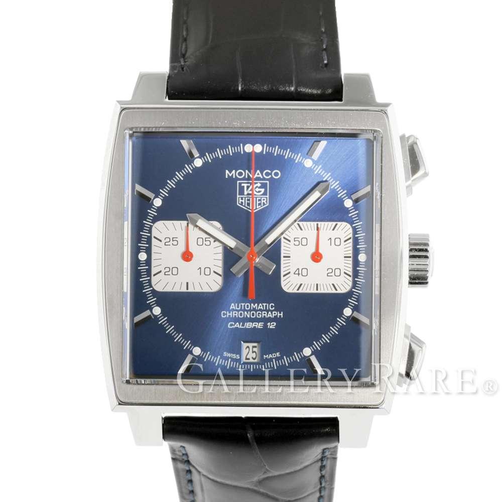 タグホイヤー モナコ キャリバー12 クロノグラフ CAW2111.FC6183 TAGHEUER 腕時計 ウォッチ