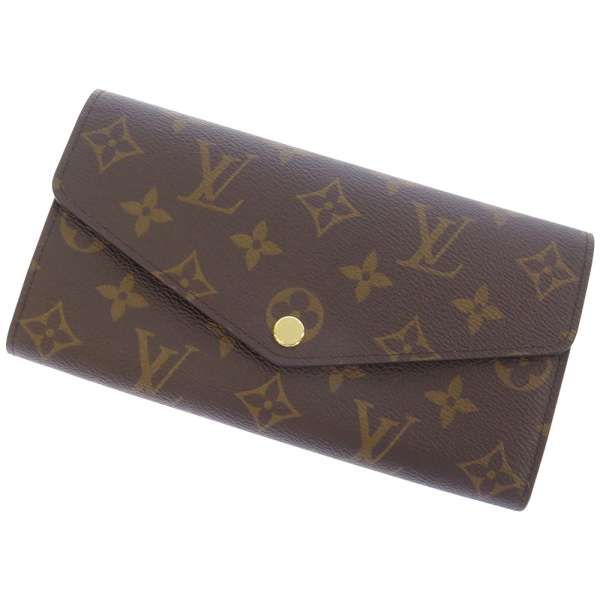 ルイヴィトン 長財布 モノグラム ポルトフォイユ・サラ M62234 LOUIS VUITTON ヴィトン 財布