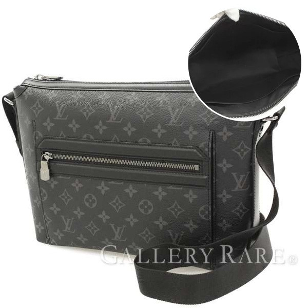 a465792324d1 Louis Vuitton shoulder bag monogram eclipse messenger PM M44223 LOUIS  VUITTON Vuitton bag men