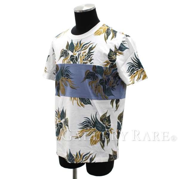 243ab09ebb33 Louis Vuitton T Shirt Blossom Stripe Cotton Blanc Mens Size  S Authentic  4592938