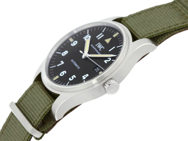 b9e4acf913a Pilot at IWC watch mark XVIII tribute toe mark 11 IW327007 watch mark 18