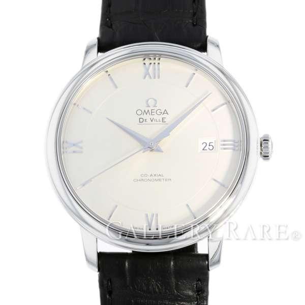 オメガ デビル プレステージ コーアクシャル 424.13.40.20.02.001 OMEGA 腕時計 デ・ヴィル