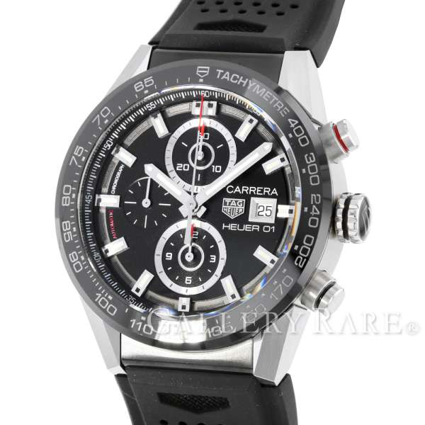 タグホイヤー カレラ キャリバーホイヤー01 クロノグラフCAR201Z.FT6046 TAGHEUER 腕時計