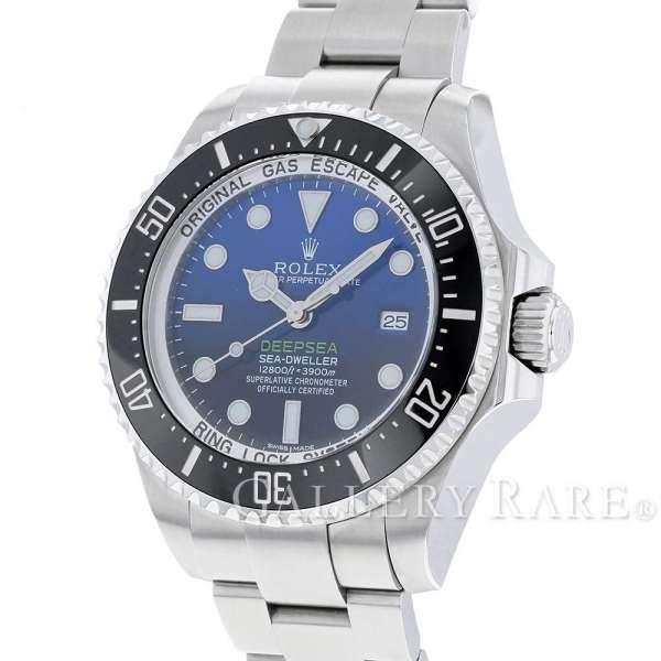 ロレックス シードゥエラー ディープシー Dブルー ランダムシリアル ルーレット 116660 ROLEX 腕時計 ウォッチ ダイバーズ【安心保証】【中古】