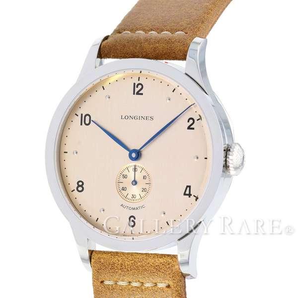 【最大3万円OFF★7/1(金) 0時~】 ロンジン ヘリテージ 1945 L2.813.4.66.0 LONGINES 腕時計 ウォッチ
