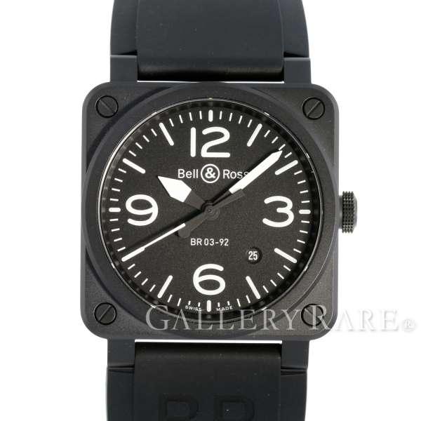ベル&ロス ブラック マット セラミック BR0392-BL-CE/SRB Bell&Ross 腕時計 ウォッチ