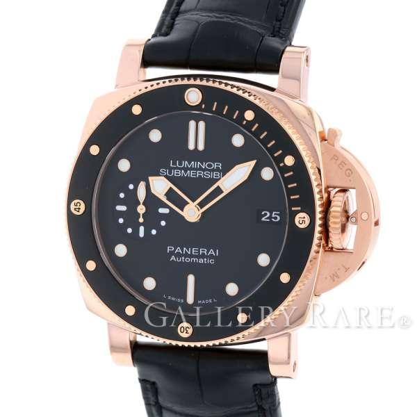 パネライ ルミノール サブマーシブル 1950 3デイズ オートマティック オロロッソ T番 PAM00684 PANERAI 腕時計