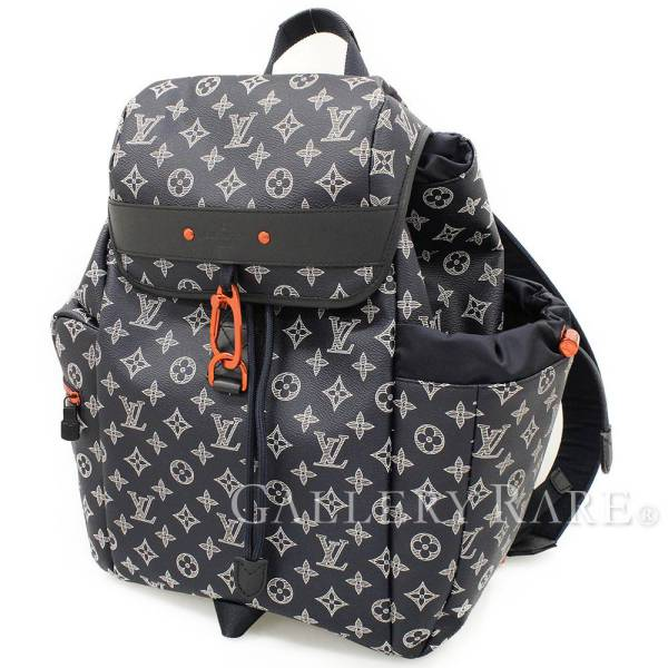 Louis Vuitton rucksack monogram ink Discovery backpack M43693 LOUIS VUITTON  Vuitton 2018 collection men in the fall and winter 8e12f7d5f9