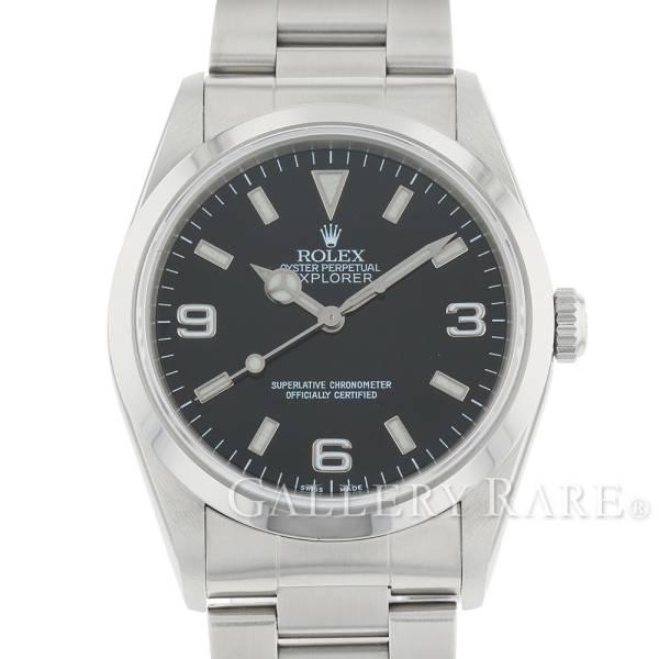 ロレックス エクスプローラー1 P番 14270 ROLEX 腕時計 ウォッチ【安心保証】【中古】