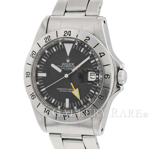 【代引き不可】 ロレックス エクスプローラー2 1655 1655 27番 アンティーク ROLEX 腕時計 アンティーク ROLEX ストレート針 アルビノ, オリジナルグッズ ORENO:6d2b978b --- blablagames.net