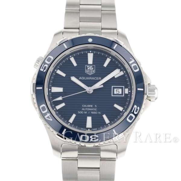 タグホイヤー アクアレーサー キャリバー5 WAK2111 TAGHEUER 腕時計【安心保証】【中古】