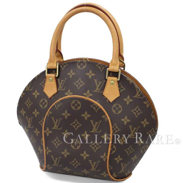 Louis Vuitton Ellipse Pm Monogram Canvas Handbag M51127 France Authentic 4836209