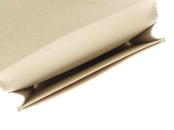 LOUIS VUITTON Enveloppe Cartes De Visite Card Case N61746 Authentic 4836728