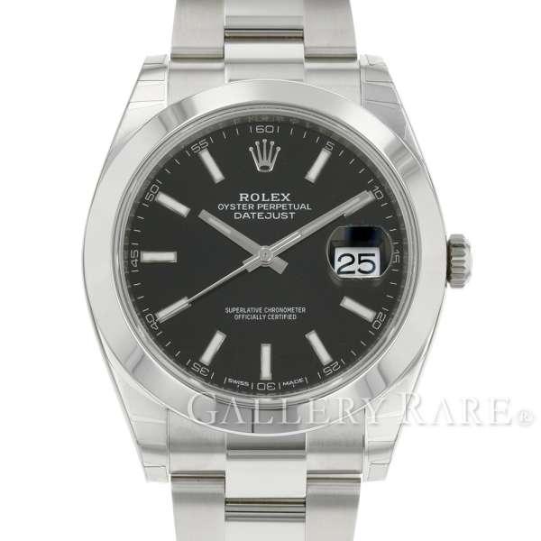 ロレックス デイトジャスト41 ランダムシリアル 126300 ROLEX 腕時計