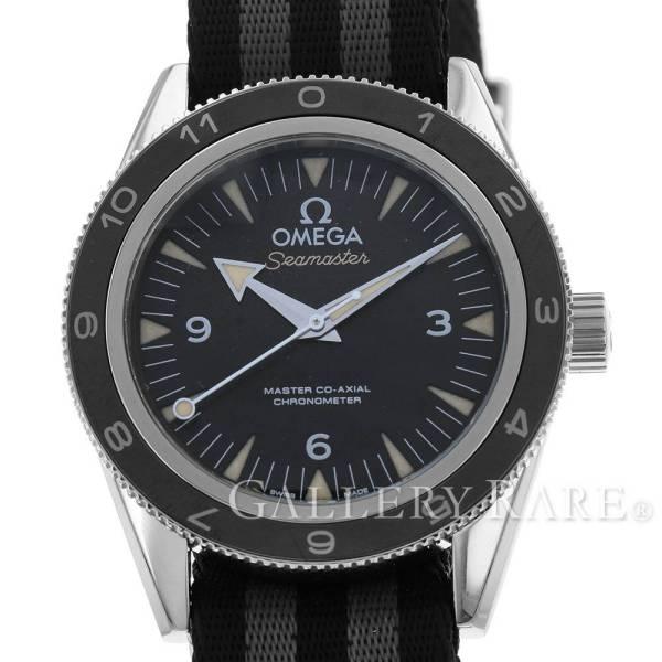 オメガ シーマスター300 007 スペクター 世界限定7007本  233.32.41.21.01.001 OMEGA 腕時計【安心保証】【中古】