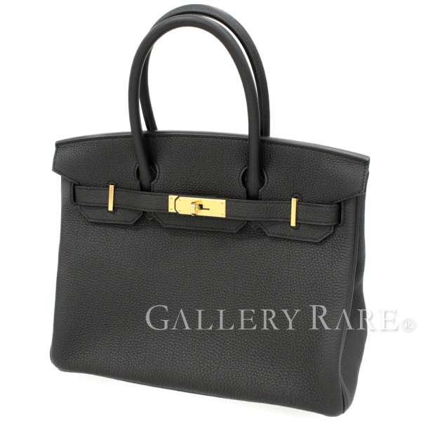 a9899251cdf7 ... cheap hermes birkin 30cm handbag black x gold tool c carved seal hermes  birkin bag 216fa ...