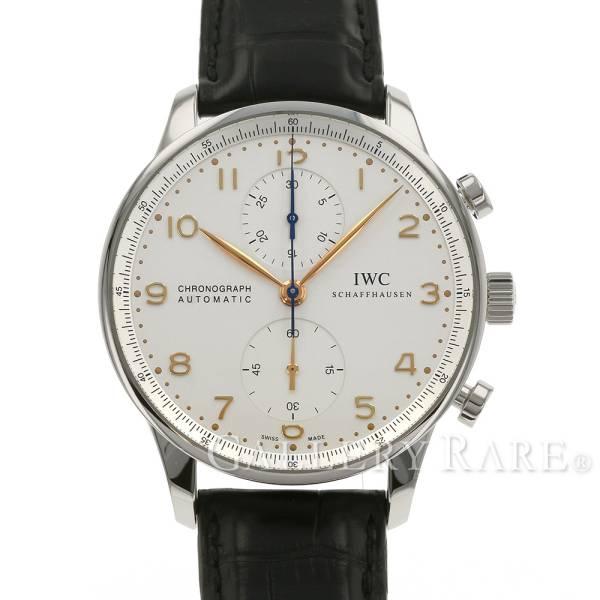 本物の IWC ポルトギーゼ クロノグラフ オートマチック 腕時計 IW371445 クロノグラフ ポルトギーゼ 腕時計 ウォッチ【安心保証】【中古】, ベストコーヒー通販:d7c52622 --- canoncity.azurewebsites.net