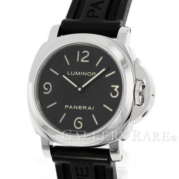 パネライ ルミノール ベース K番 PAM00112 PANERAI 腕時計 ウォッチ【安心保証】【中古】