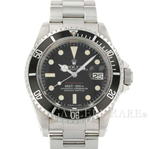 ロレックス サブマリーナ デイト アンティーク 39番台 1680 ROLEX 腕時計 赤サブ マーク4【安心保証】【中古】