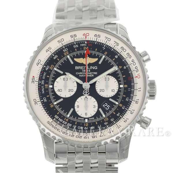 ブライトリング ナビタイマー GMT AB044121 A044B24NP BREITLING 腕時計