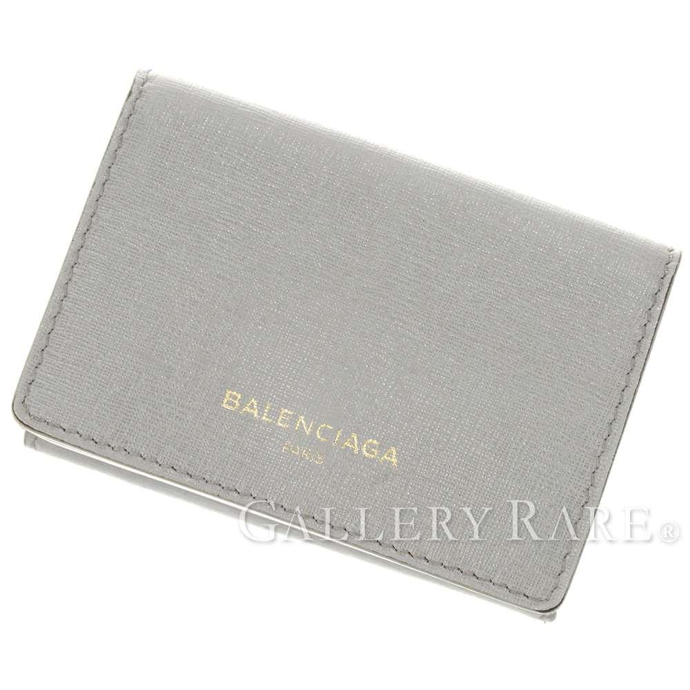 バレンシアガ 三つ折り財布 エッセンシャル ミニ ウォレット 490621 BALENCIAGA 財布 コンパクト【安心保証】【中古】