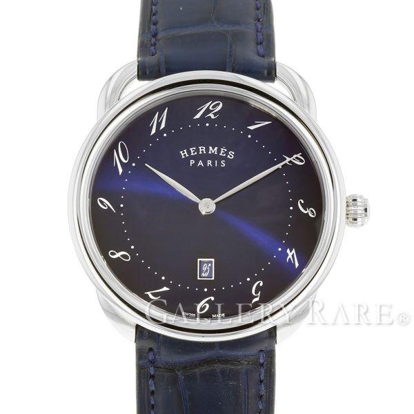 エルメス アルソー GM Arceau SS A刻印 AR7Q.810 HERMES 腕時計 ウォッチ クォーツ