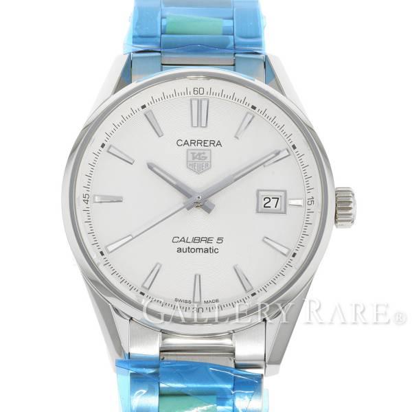 タグホイヤー カレラ キャリバー5 デイト WAR211B.BA0782 TAGHEUER 腕時計