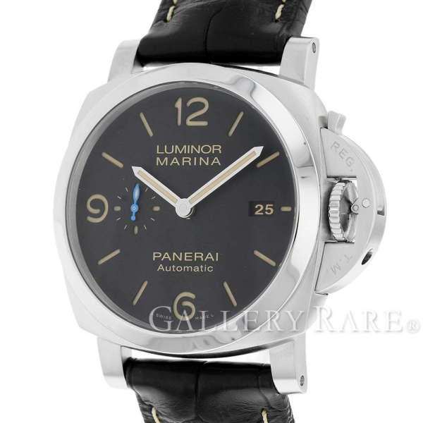 パネライ ルミノール マリーナ 1950 3デイズ オートマティック アッチャイオ U番 PAM01312 PANERAI 腕時計【安心保証】【中古】
