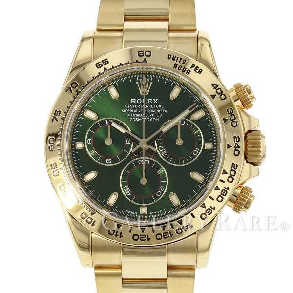 ロレックス コスモグラフ デイトナ K18YGイエローゴールド ランダムシリアル ルーレット 116508 ROLEX 腕時計【安心保証】【中古】