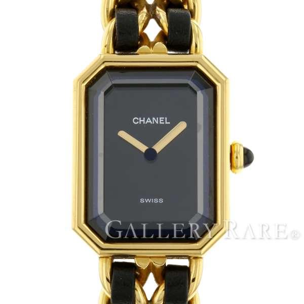 シャネル プルミエール M H0001 CHANEL 腕時計 レディース【安心保証】【中古】