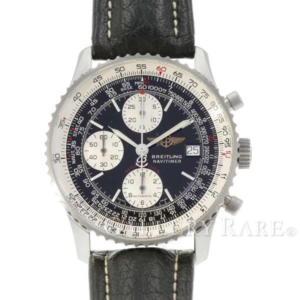 ブライトリング ナビタイマー ファイターズ A13330 A153BFTBBA BREITLING 腕時計【安心保証】【中古】