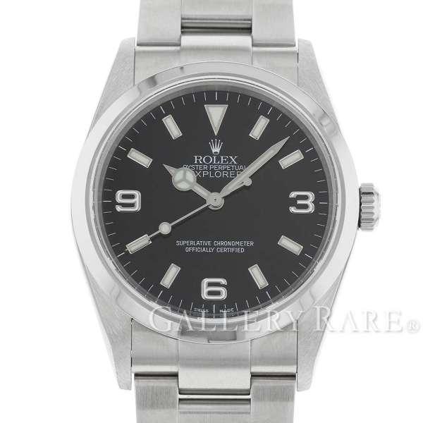 ロレックス エクスプローラー1 D番 114270 ROLEX 腕時計 ウォッチ【安心保証】【中古】