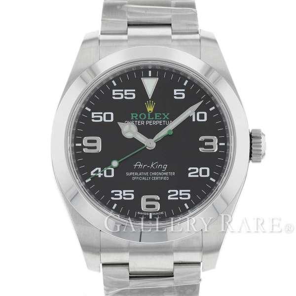 ロレックス エアキング ランダムシリアル ルーレット 116900 ROLEX 腕時計 ウォッチ【安心保証】【中古】