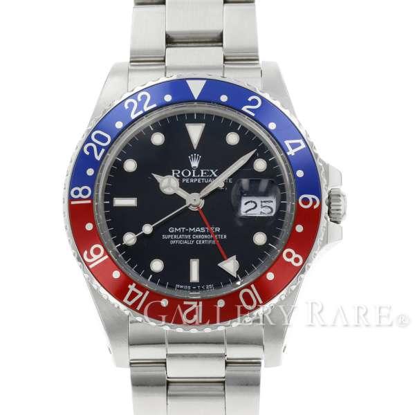ロレックス GMTマスター 16750 R番 ROLEX 腕時計 赤 青【安心保証】【中古】
