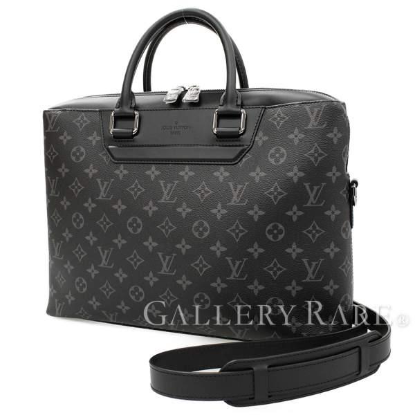 97e113291 Louis Vuitton business bag monogram エクリプスオディセ briefcase M44222 LOUIS  VUITTON Vuitton bag men documents ...