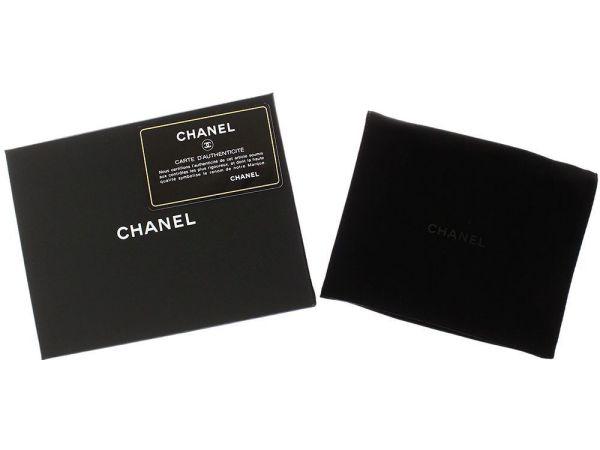 0ec816bbf718 ... CHANEL Classic Small Flap Wallet Caviar Leather Kahki Matelasse Auth  5107438