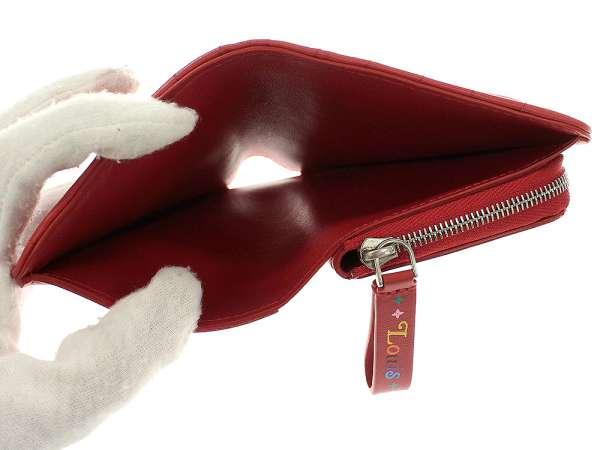 hot sale online e4a2c a1e84 ルイヴィトン 財布 ルイ・ヴィトン ニューウェーブ ジプト・コンパクト・ウォレット M63790 LOUIS VUITTON ヴィトン キルティング  二つ折り財布|ギャラリーレア楽天市場店