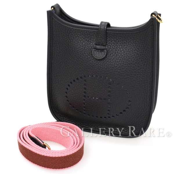 1cc3b7dabd97 HERMES Evelyne TPM Amazon Clemence Shoulder Bag  C France Authentic 5150182