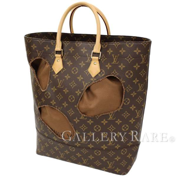 bf9015302eda Louis Vuitton handbag monogram bag with halls M40279 LOUIS VUITTON Rei  Kawakubo Vuitton bag