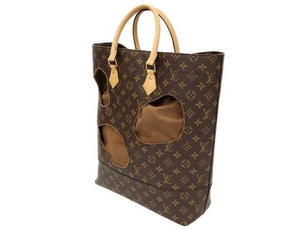 50cee4922a90 Louis Vuitton handbag monogram bag with halls M40279 LOUIS VUITTON Rei  Kawakubo Vuitton bag