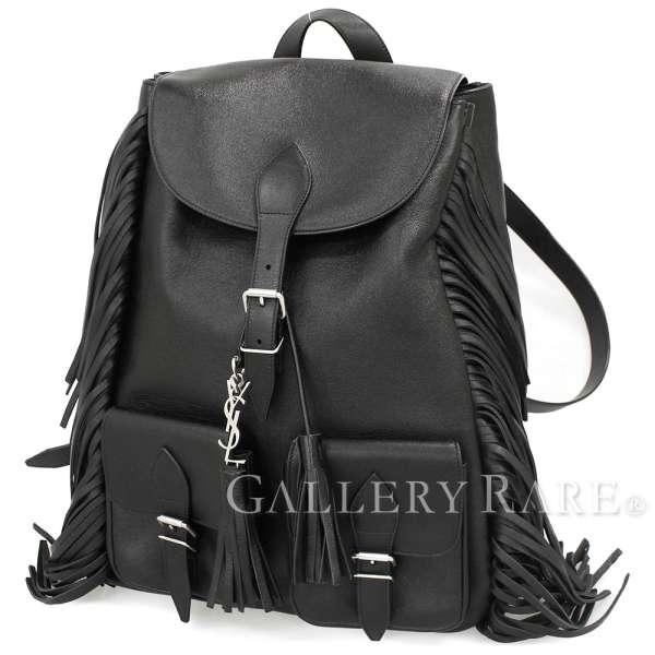 Saint-Laurent Paris rucksack Festival fringe tassel 441719 SAINT LAURENT  PARIS YSL bag rucksack backpack 9f439d605e2bf
