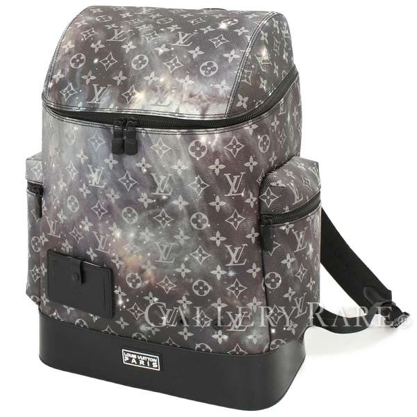 163400274ec4 I am collected in the summer in the Louis Vuitton rucksack monogram galaxy  alpha backpack M44174 LOUIS VUITTON bag men spring of 2019
