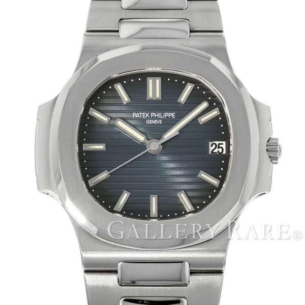 パテックフィリップ ノーチラス 5800/1A-001 PATEK PHILIPPE 腕時計 ウォッチ ネイビー文字盤【安心保証】【中古】