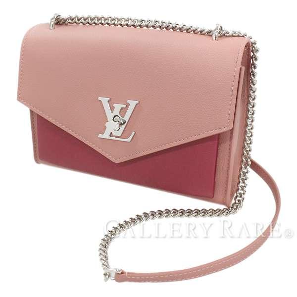 23375a40642b Louis Vuitton chain shoulder bag M51492 LOUIS VUITTON Vuitton pink strap  crossbody by color