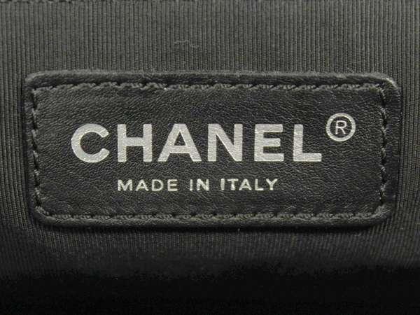 2dd78d79422f ... CHANEL Chain Bag Canvas Beige Black Camellia CC Flower Italy Authentic  5268962