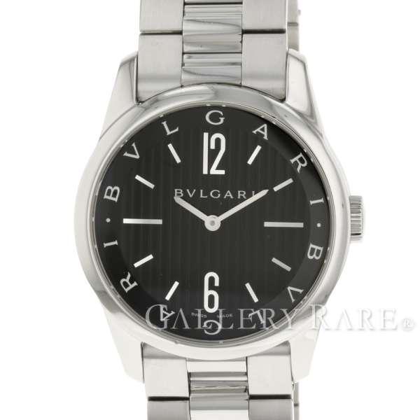ブルガリ ソロテンポ ST37S BVLGARI 腕時計【安心保証】【中古】