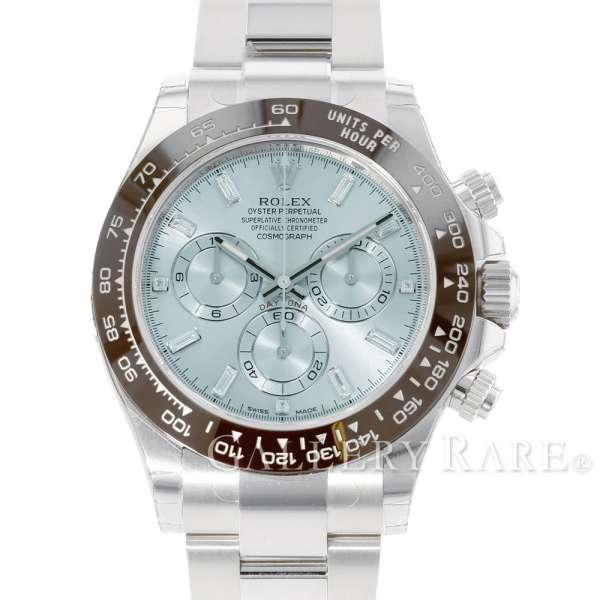 ロレックス コスモグラフ デイトナ アイスブルー ランダムシリアル ルーレット 116506A ROLEX 腕時計 ダイヤインデックス【中古】