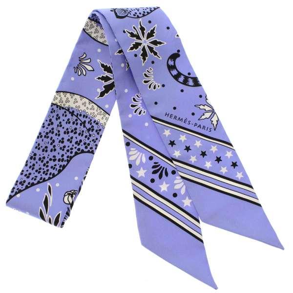 エルメス スカーフ ツイリー レオパード バンダナ Les Leopards Bandana 2019年春夏コレクション