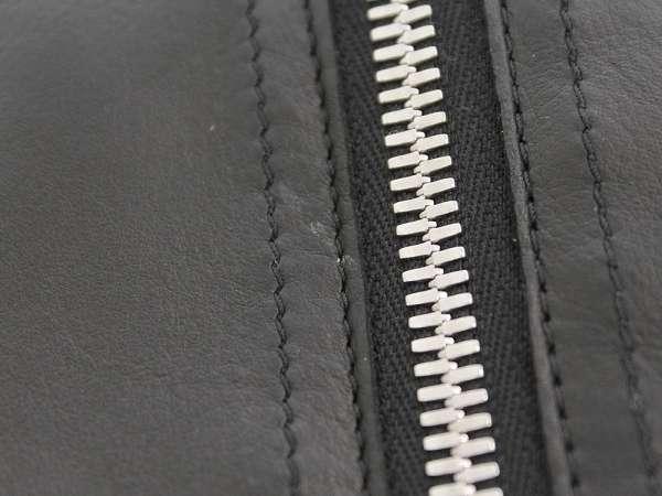 6215415d5 Louis Vuitton Bonn bar jacket leather fabric mixture Bonn Barmen size 46  1A46YW LOUIS VUITTON jacket